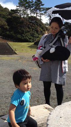 稲村ヶ崎で  2012.10.24