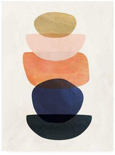 Victoria Borges Mod Pods Ii Canvas Art - x 48 Canvas Art, Canvas Prints, Big Canvas, Framed Prints, Ouvrages D'art, Art Et Illustration, Minimalist Art, Diy Art, Art Inspo