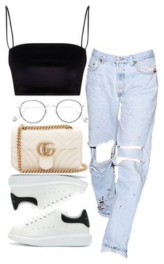 Chic Outfits for Spring You Can Pair With Denim Jeans Tomboy Outfits, Teen Fashion Outfits, Teenager Outfits, Swag Outfits, Mode Outfits, Look Fashion, Stylish Outfits, Korean Fashion, Girl Outfits
