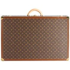 Classic - Louis Vuitton Monogram Canvas Alzer 75 Hardsided Luggage