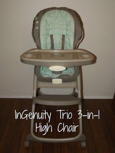 #Baby @Ingenuity http://www.iheart-motherhood.com/2013/09/ingenuity-trio-3-in-1-high-chair.html