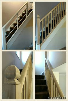 Stair Spindles And Newel Posts. By Www.harrisonwoodwork.com