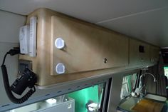 Mikey's Sprinter Expedition Camper: Cab and Interior - Expedition Portal