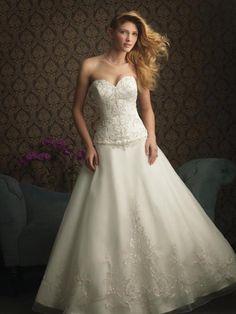 Lee-Vestido de Noiva em organza - dresseshop.pt