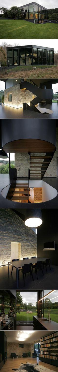 family house, lithuania. design credit, architektu biuras g.natkevičius ir partneriai.