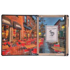 Street Reflections iPad Cases