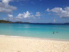St. Johns beach