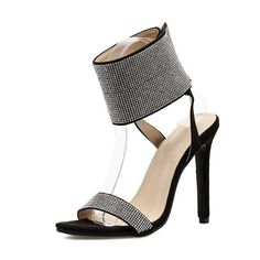 Exquisite high heel shoes for our beautiful ladies