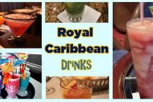 Enjoying a refreshing drink on your Royal Caribbean cruise is something many folks look forward to, but just because you are not on a cruise right now do...