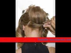 penteado clássico