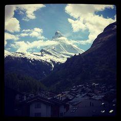 Zermatt στην πόλη Wallis