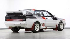 1982 Audi Quattro Group B Rally
