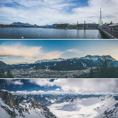 From Zurich it was Lucern - Garmisch-Partenkirchen - Zugspitze. You see that gold cross in the bottom panorama? That is the tallest point in Germany! --- #travel #travelstoke #travelgram #travelawesome #travellife #travelphotography #alps #alpina #lucern #swiss #switzerland #garmisch #garmischpartenkirchen #germany #deutschland #gooutside #zugspitze #topofgermany #panorama #europe #europefamilyvacation