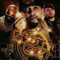 Hot 97 Blazin' Hip Hop & R Vol. 93 Collectors Edition Mixtape CD