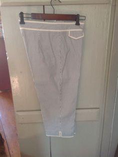 4P size.   eBay! Cropped Pants, Talbots, Capri, Ebay