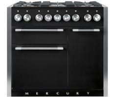 Koop deze Falcon Mercury 100 gas-elektro fornuis voor 5900,- euro