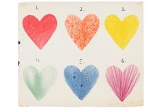 jim dine hearts - Google Search