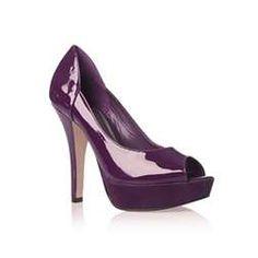 Purple Glow High Heel shoes - High heel shoes - Shoes & boots - Women ...383 x 383 · 13 kB · jpegwww.debenhams.com