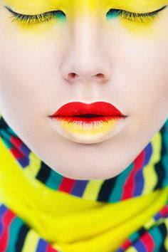 Photograph Makeup by Victoria Yesipova on 500px