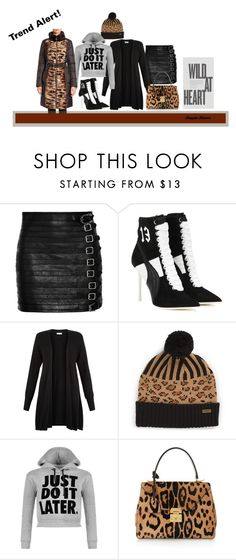 """""""Wild at Heart"""" by shayla-shante ❤ liked on Polyvore featuring Gucci, Puma, Monsoon, Vans, WearAll, Mark Cross and The Fur Salon"""
