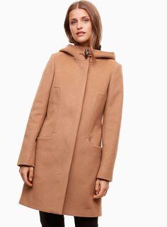 b399ce9c9dd Babaton MANTEAU PEARCE Faux Fur Lined Coat