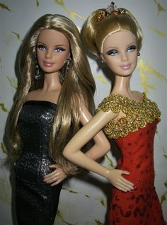 Barbie Clothes, Barbie Dolls, Barbie Basics, Have A Great Day, New Hair, Fashion Dolls, Bff, Cool Pictures, Graphics