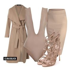 Untitled #1271 by elinaxblack on Polyvore featuring polyvore, fashion, style and Schutz