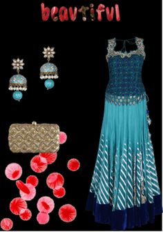 Checkout 'Festive look' by 'Sweta Nag'. See it here https://www.limeroad.com/story/5691f1edf80c2462de856c04/vip?utm_source=5e23b4e43e&utm_medium=android