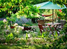 Create a Backyard Retreat with These 5 Items