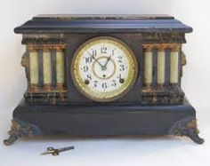Seth Thomas mantle clock similar to this one was also original to the house and taken by an in-law. It would be nice to have it returned to its rightful place made specifically by the last owner before us, my father, Julian Kotlar. He and I would love to tinker with it and admired it's inner workings. He told me about the pieces he would have made by men in machine shops where he worked in order to make it chime on time...