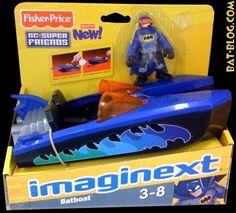 Imaginext Batboat
