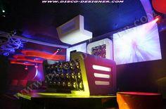 NIGHTCLUB DESIGN - NIGHTCLUB LIGHTING - DISCO DESIGN - NIGHT CLUB