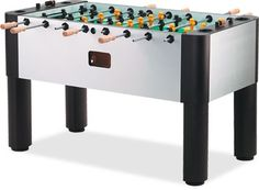 Gibraltar professional foosball table model 2000 dlx from for Table 85 hours