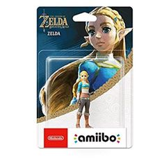 Grate for gameplay and a beautiful collectors item for the game room so Grab the link Amiibo for Zelda breath of the  wild #zelda #amiibo