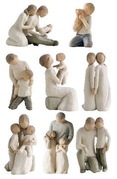 The wording on the box / enclosed gift card is as per the text on the image of the piece. Willow Tree Figures, Willow Tree Angels, Tree Carving, Wood Carving, Willow Tree Family, Sculpture Art, Garden Sculpture, 3d Figures, Hanging Ornaments