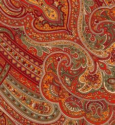 ТАИНСТВЕННЫЙ ВЕЧЕР 1539, выпуск - март 2013 г. Шаль из уплотненной шерстяной ткани 148х148 1539-5 Textiles, Textile Prints, Textile Design, Fabric Design, Pattern Design, Paisley Art, Paisley Design, Paisley Pattern, Pattern Paper