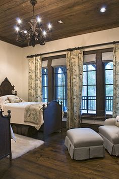 A Reserve Lakehouse Residence traditional bedroom