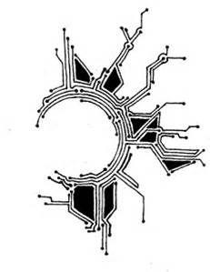 shoulder circuit tattoos - Bing images