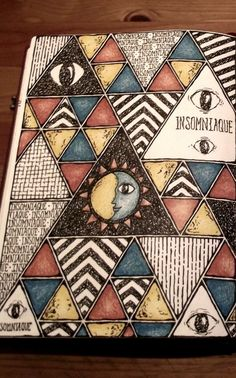 Rebecca Blair Notebook, #029