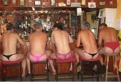 Thongs are always sexy – except when people wear them this way! Meet eighteen thongs fails. (thong fail, funny thong)