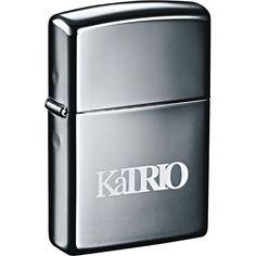 Zippo(R) Windproof Lighter Black Ice