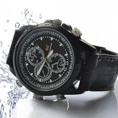 camera watch - Compare Price Before You Buy Camera Watch, Breitling, Watches, Best Deals, Stuff To Buy, Accessories, Clocks, Clock