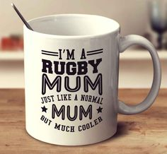 Rugby Player Of The Year Funny Mug Gift Novelty Humour Birthday Rugby