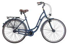 Dámské městské kolo Cossack Elegance, granátové matné Bicycle, Vehicles, Bike, Bicycle Kick, Bicycles, Car, Vehicle, Tools