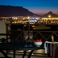 Protea Hotel TygerValley - View from terrace