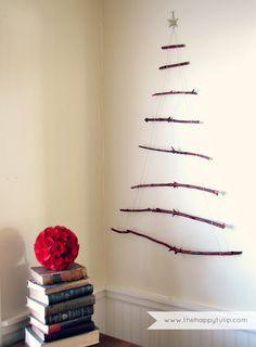 Twig tree DIY! ~ET