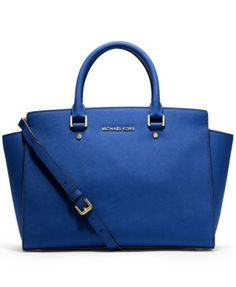 920c777c6c49 MICHAEL Michael Kors Selma Large East West Satchel Handbags   Accessories -  Macy s