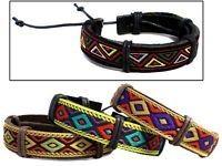 HANDMAID South West Style Faux Leather Bracelets $5.00
