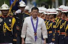 Philippine President Duterte warns terrorists he can be '10 times' more brutal than ISIS