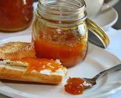 Unavená vařečka: Pomerančová marmeláda